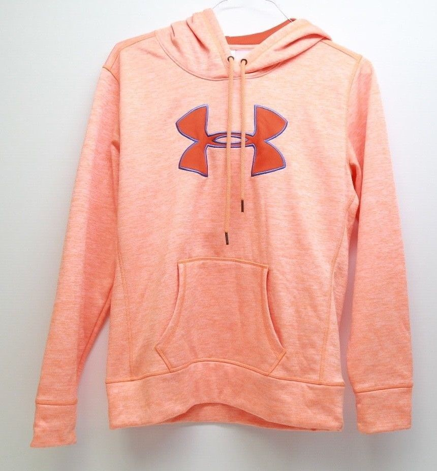 NEW Under Armour Women/'s Fleece Crew Sweatshirt Pick Size /& Color MRSP:$50