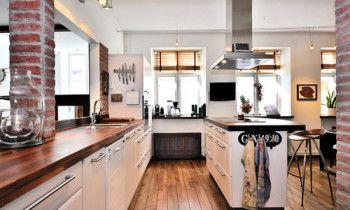 Modelkitchenbrick 1  Kitchen Designs  Pinterest  Kitchen New Model Kitchen Designs Inspiration