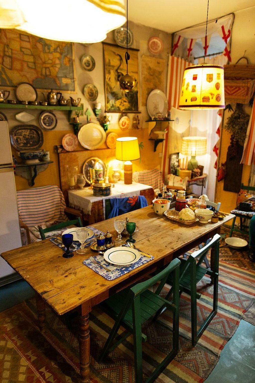 bohemian style kitchen image by sally mirick on kitchen bohemian kitchen bohemian style on boho chic decor living room bohemian kitchen id=28511