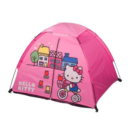 Sanrio Hello Kitty 2-Pole Character Dome Tent  sc 1 st  Pinterest & Sanrio Hello Kitty 2-Pole Character Dome Tent | Academy Wish List ...