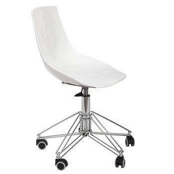 Chaise bureau blanche Bureau Pinterest