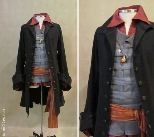 Such A Good Pirate Coat Pirates Pinterest Costumes