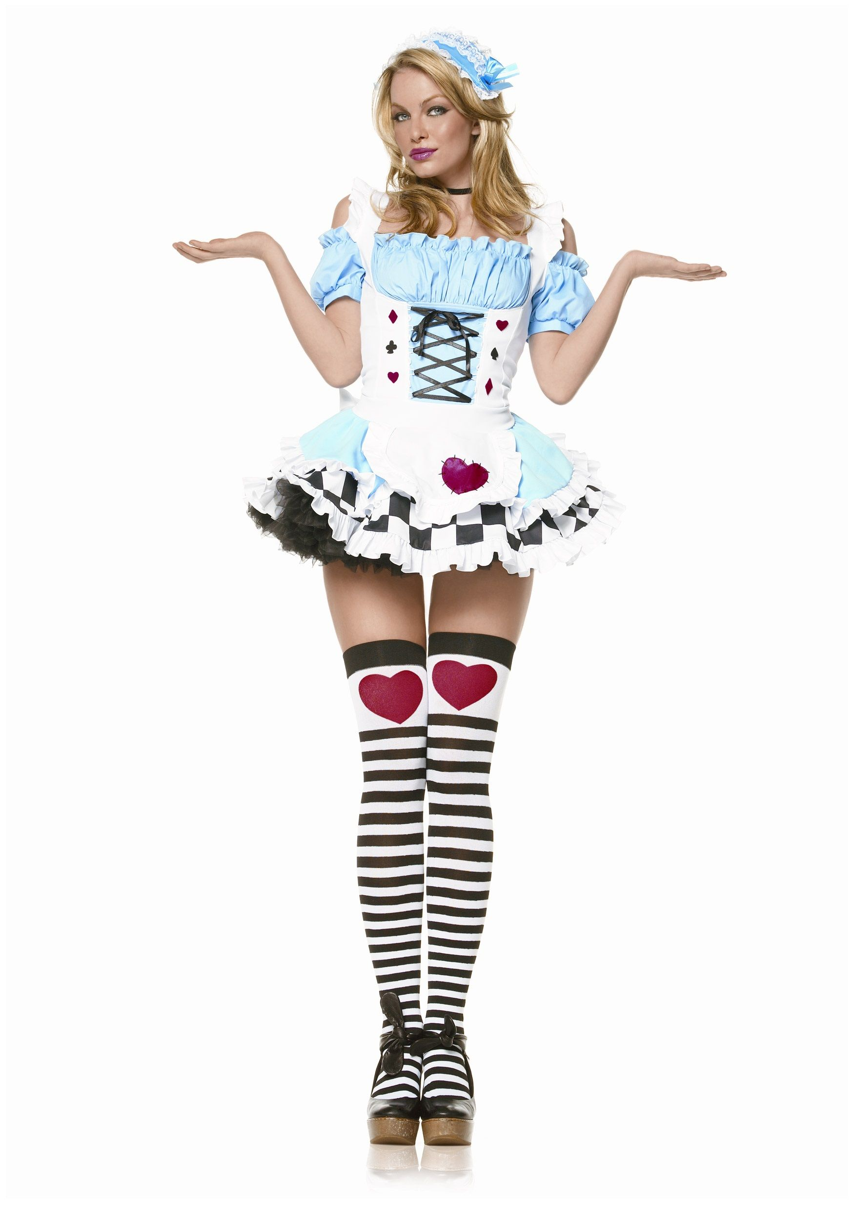Sexy Alice Costume | Alice costume, Wonderland costumes and Costumes