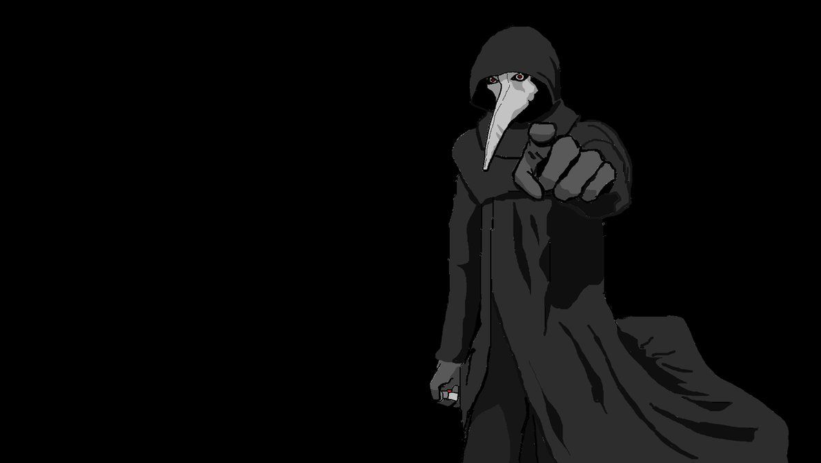 Scp 049 By Dewery2539 On Deviantart Plague Doctor Pinterest