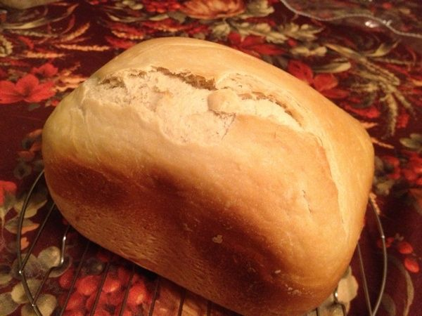 Basic French Bread - Bread Machine Recipe | French bread ...