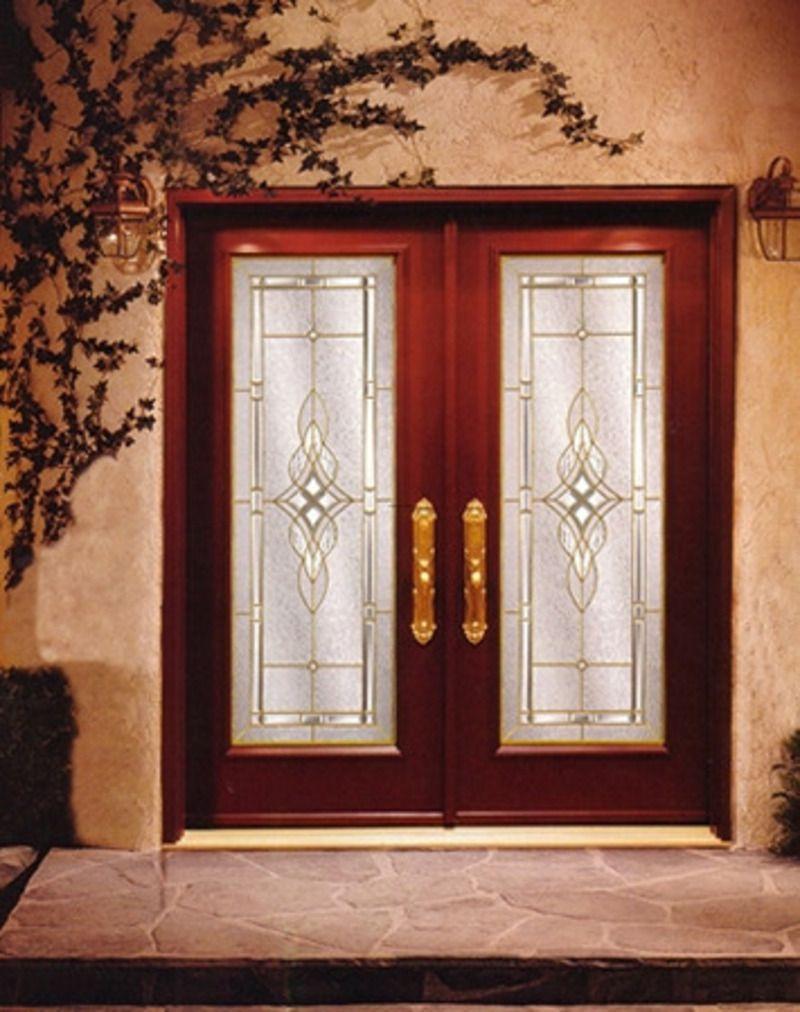 Exterior doors main door designs door design make your for Small home main door