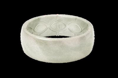 Pearl Silicone Wedding Ring
