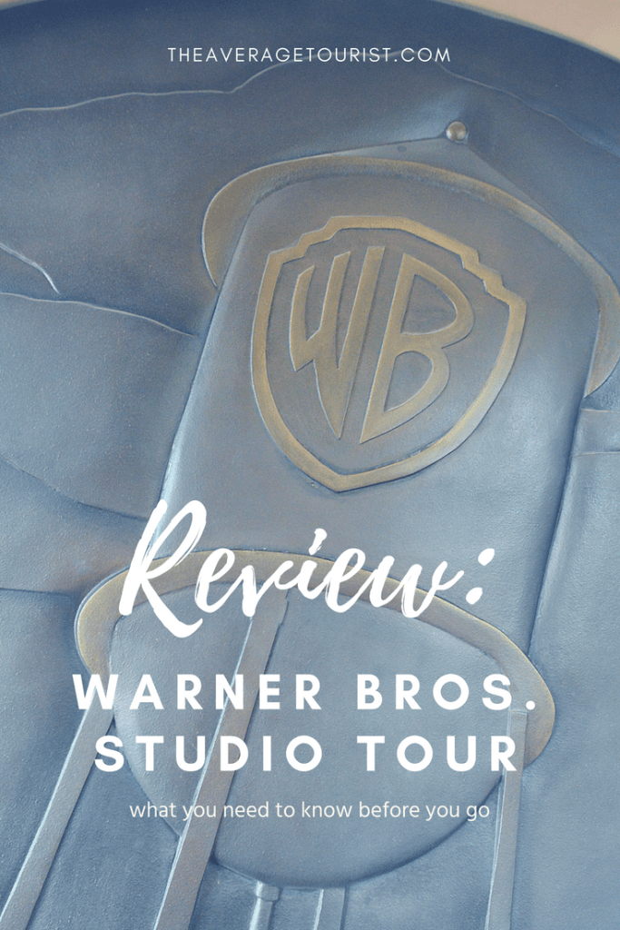 Warner Bros. Studio Tour - Is It Worth It? - The Average Tourist