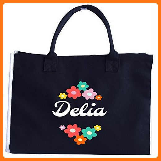 Delia Personalized With The Name Delia - Tote Bag (*Partner Link)