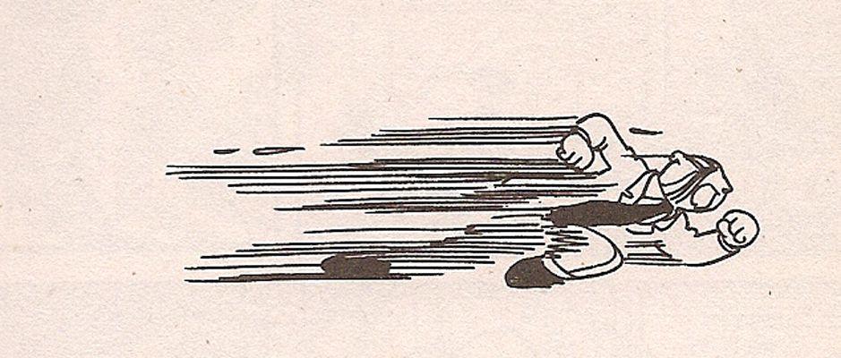 Depicting Speed In Comics Part 2 Comics Drawings Art Class