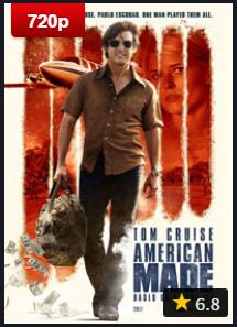 1de5f24549 Watch American Made (2017) Online Free Movie