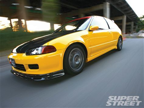 1992 Honda Civic - Final Call - Super Street Magazine ...