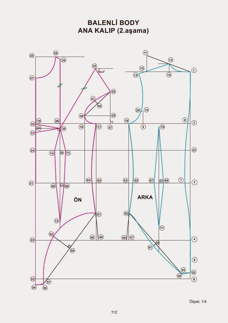 pattern | Trazos | Pinterest | Patrón de ropa interior, Ropa y ...