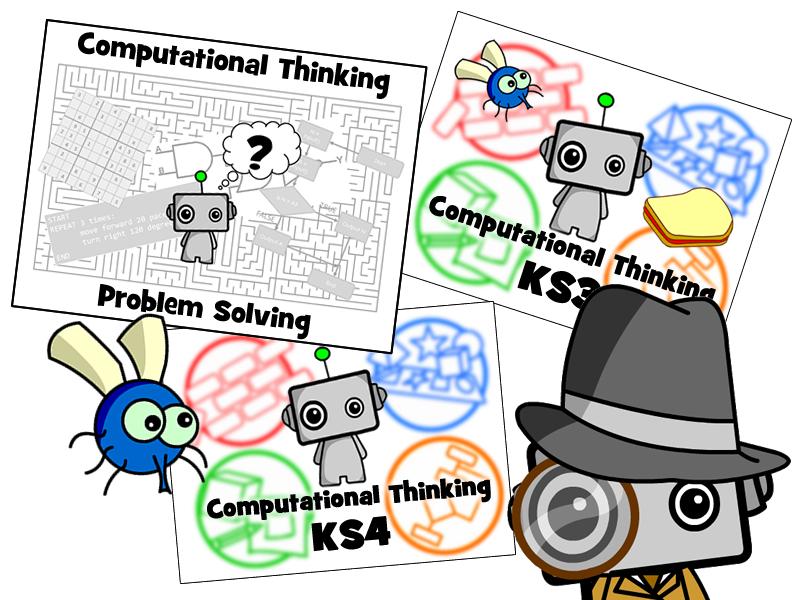 Computational Thinking Bundle Computational thinking