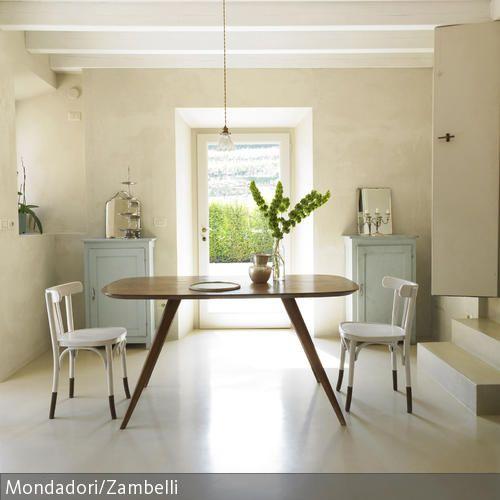 minimalistisch einrichten in sandfarben  minimalistische