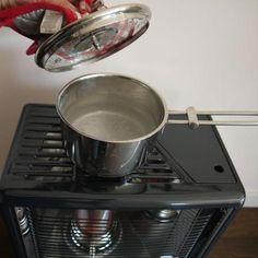 Photo of ¿Corte de energía en invierno?  ¡Cómo puedes calentar y cocinar!