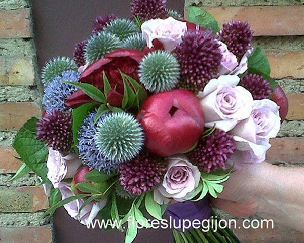 flores silvestres para tu ramo de novia boda ramos flores - Ramos De Flores Silvestres