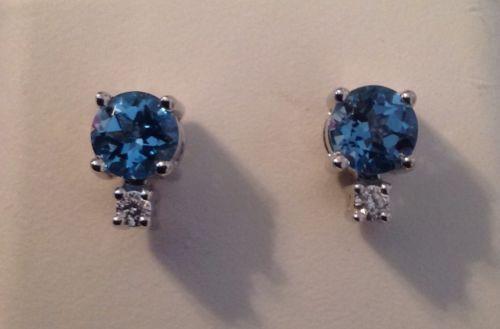 BLUE-TOPAZ-DIAMOND-EARRINGS-14K-SOLID-GOLD-WG-1-12-CT