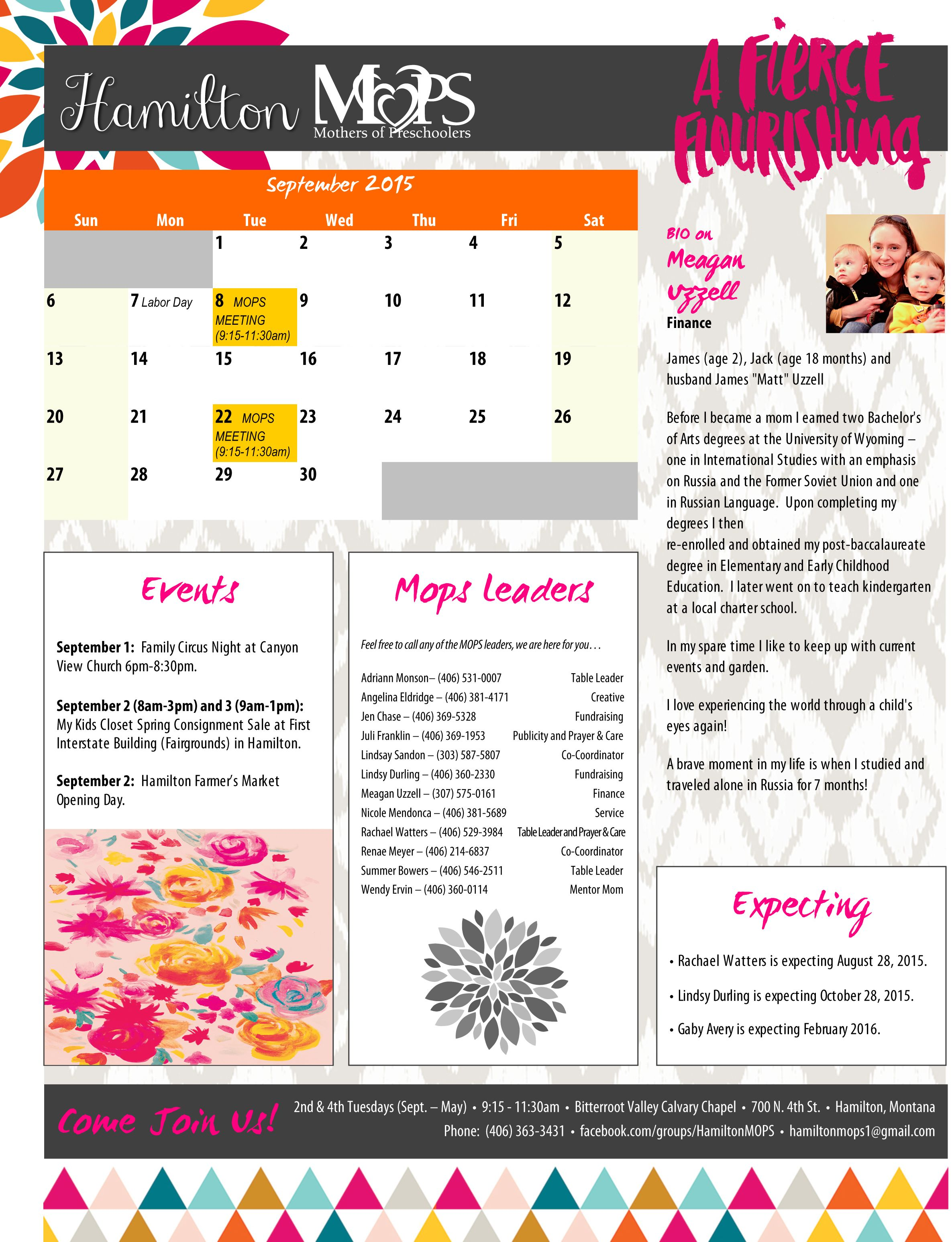 One Page Newsletter Newsletter Design Templates Newsletter