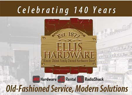 Illinois Oldest Family Owned Hardware Store Ellis Hardware