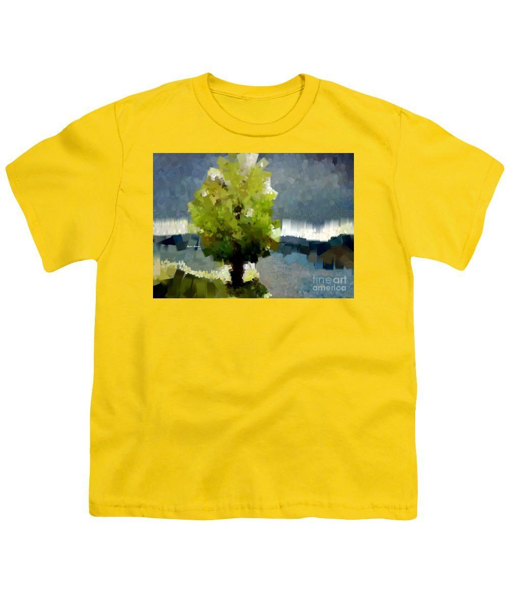 Youth T-Shirt - Abstract Landscape 1522