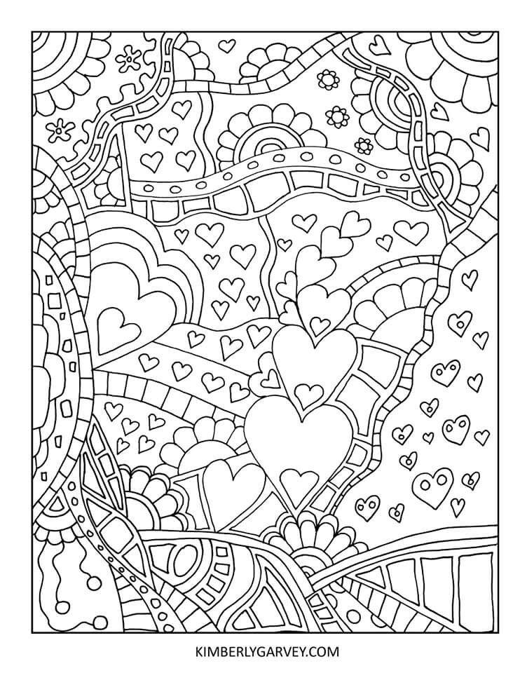 Pin von Kathy Rees auf Coloring Pages | Pinterest | Ausmalbilder ...