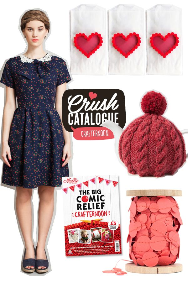 Galentine's Day Comic Relief Crafternoon