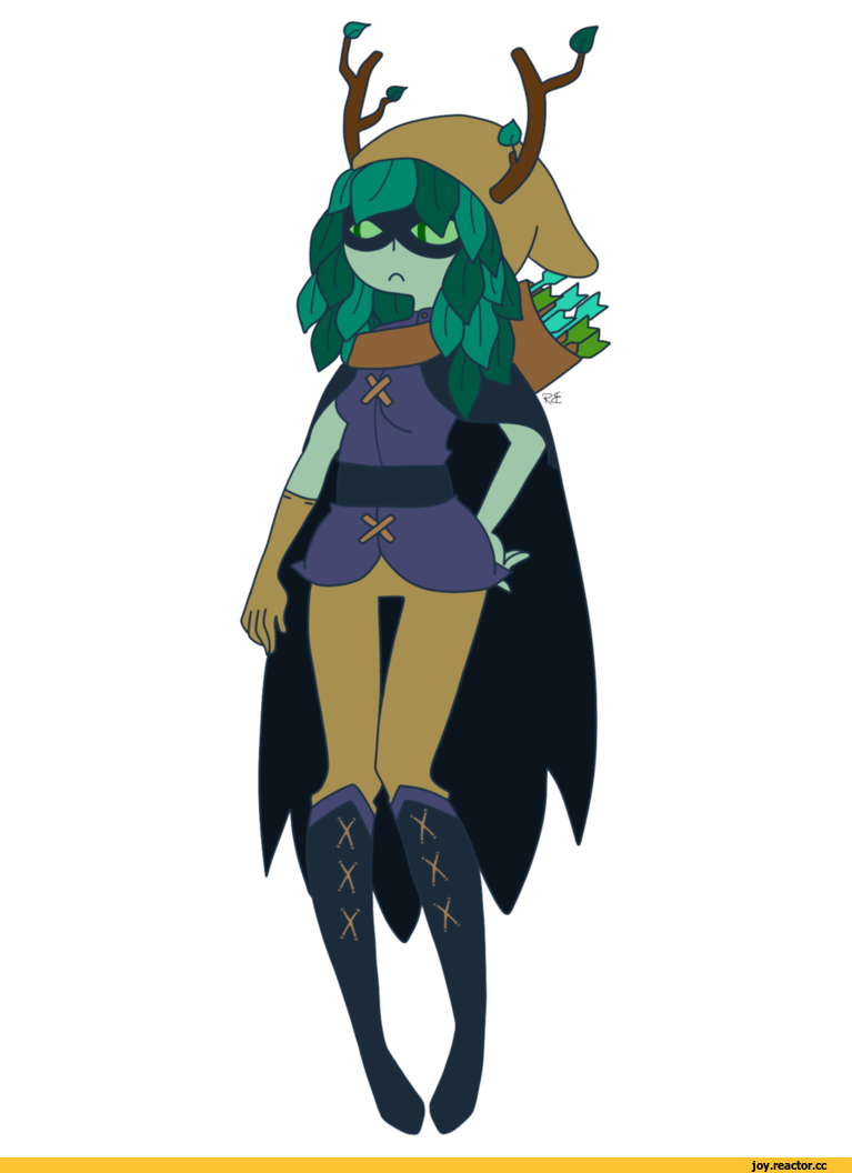 Huntress Wizard | Adventure Time | Pinterest | Adventure time ...