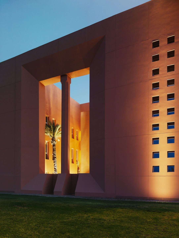 Université Mohammed VI Polytechnique Ricardo Bofill