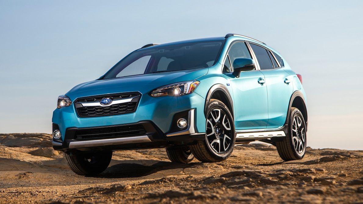 Subaru Says the Crosstrek Is too Popular to Get a