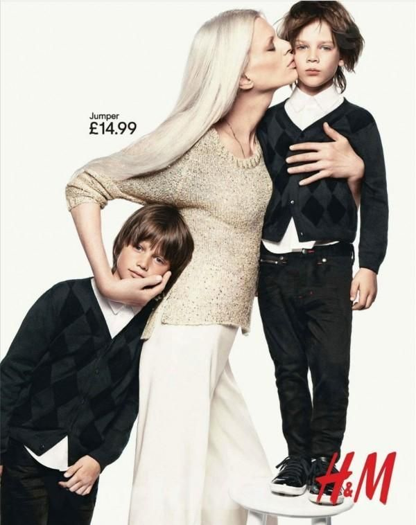 H&M Holiday 2011 Campaign (H&M)