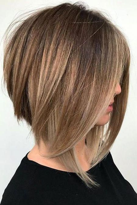 100 New Short Hairstyles For 2019 Bobs And Pixie Haircuts Today S Article Is All About 100 New Short Hairs Short Hair Haircuts Hair Styles Thick Hair Styles