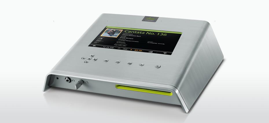 Olive O6HS - Beautiful audiophile music server   Hi-Fi