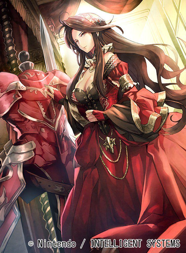 1girl company_name fire_emblem fire_emblem_shin_monshou