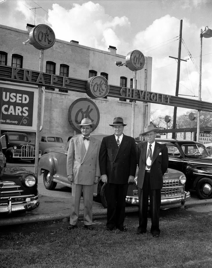 Knapp Chevrolet, Houston, TX | Automotive Dealerships | Pinterest ...