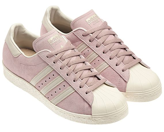 adidas 80's superstar pink