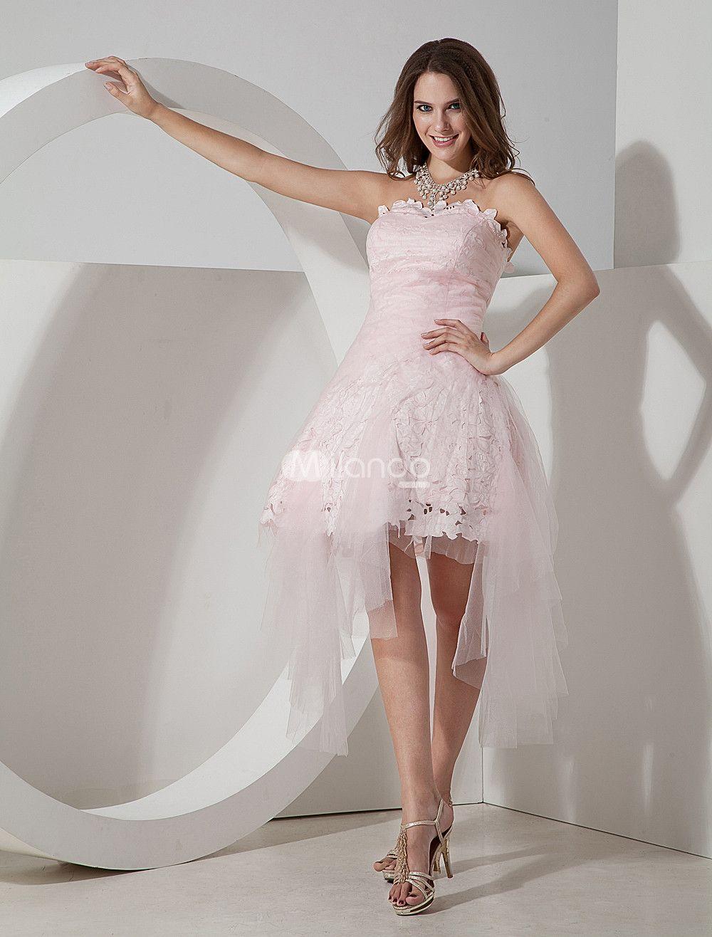 28eb99091e41 Prom Mafia» Blog Archive » Homecoming Pink | Pink Prom Dresses ...