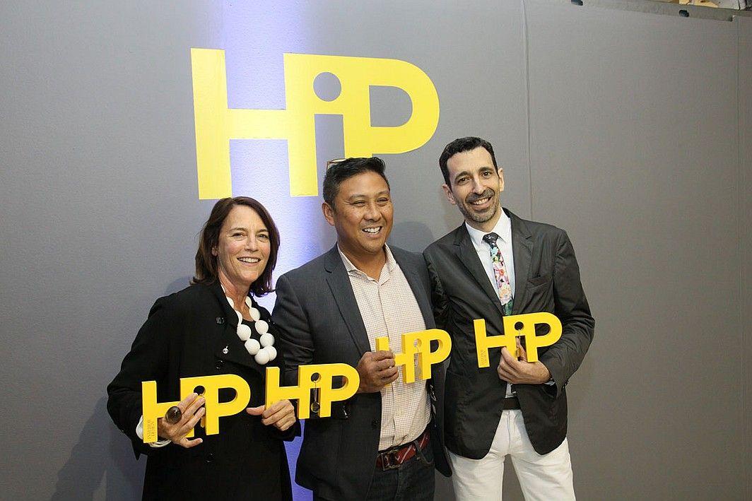 HIP Hip Hurray Interior Designs At NeoCon Awards