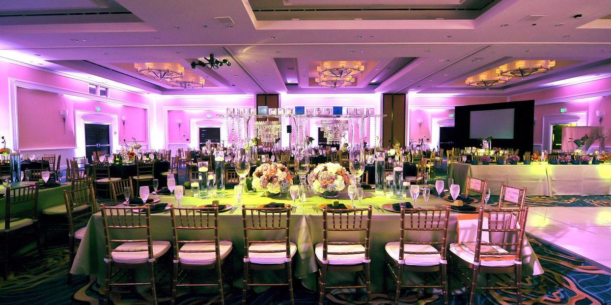 Laguna Cliffs Marriott Resort And Spa Weddings Dana Point Ca