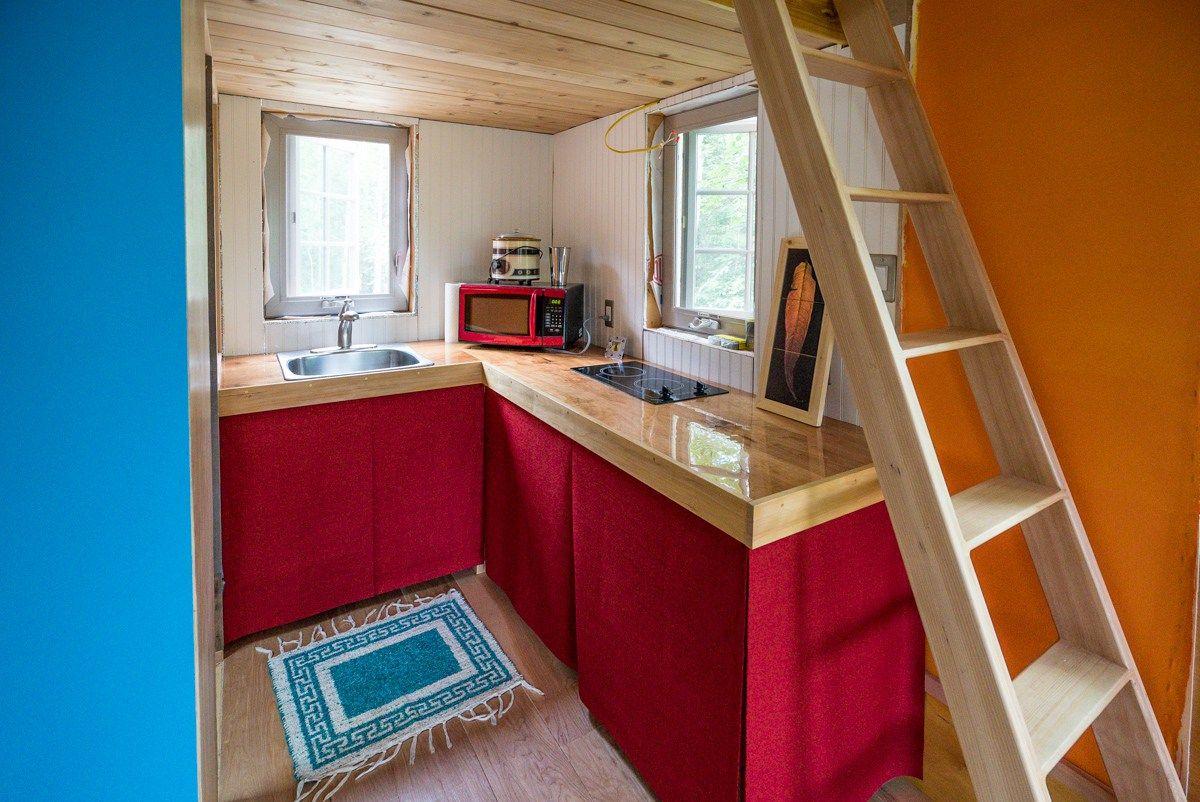 Fairbanks Midnight Sun Tiny House