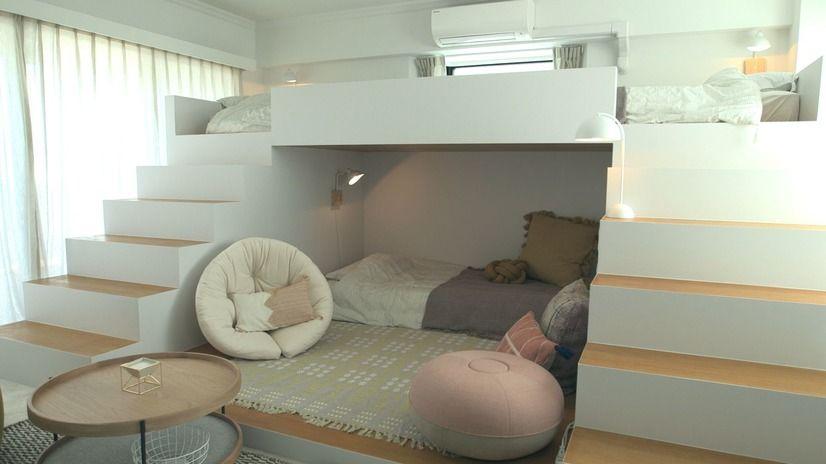 テラスハウス東京2019 住所や間取り 内装を画像で紹介 家賃の衝撃的価格とは テラスハウス シェアハウス 東京インテリア