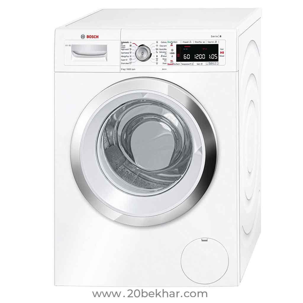 Bosch Washing Machine Series 8 With Images Washing Machine