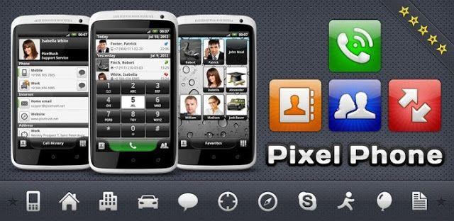 PixelPhone PRO 3.2.4 Apk Download Free