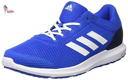 watch dc3f8 7c345 Adidas Cosmic 1.1 M, Chaussures de Tennis Homme, Marron (Azul Ftwbla