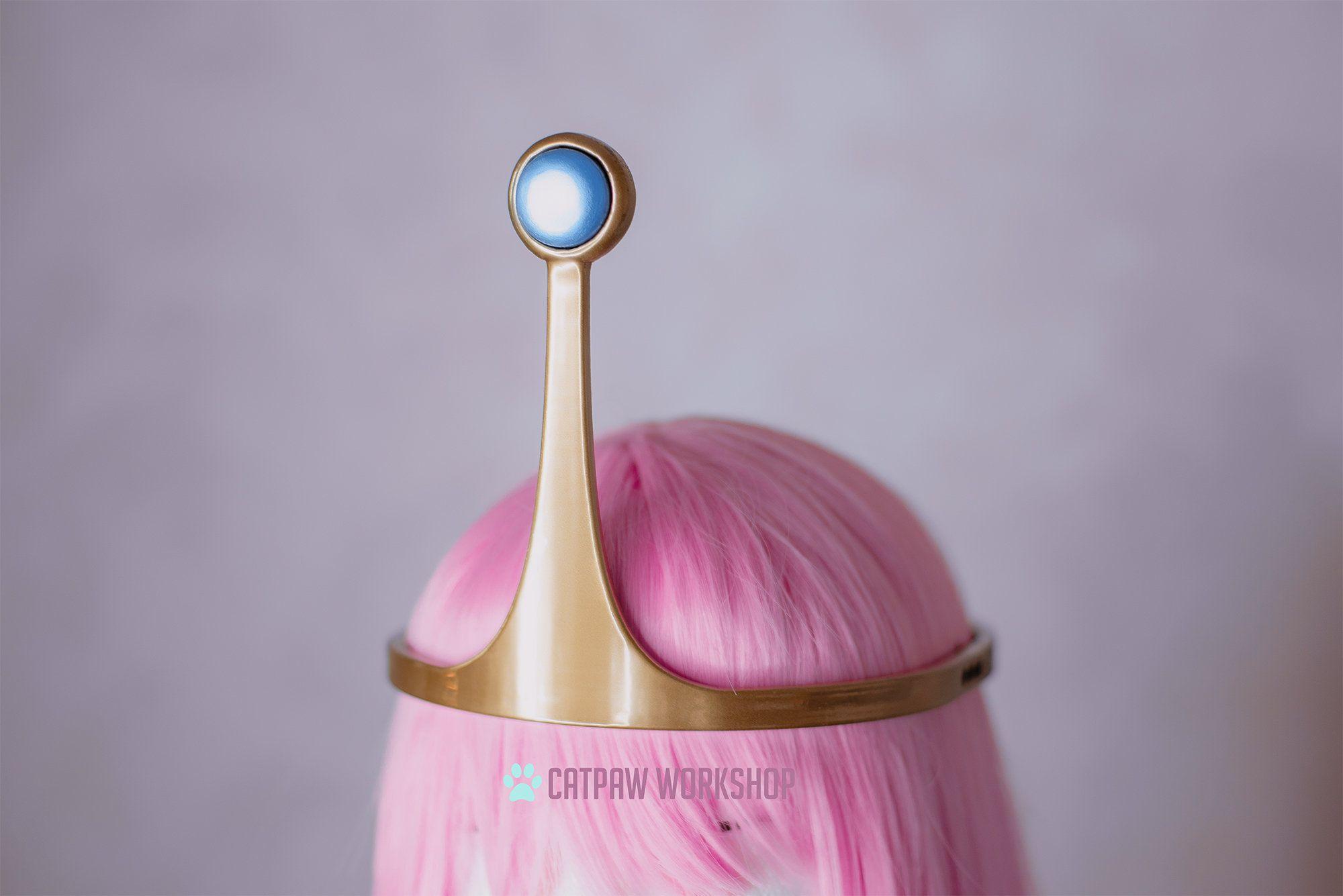 Princess Bubblegum Crown Cosplay Prop Adventure time