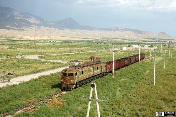 Железнодорожные красоты (подборка фото) [2] (с ...