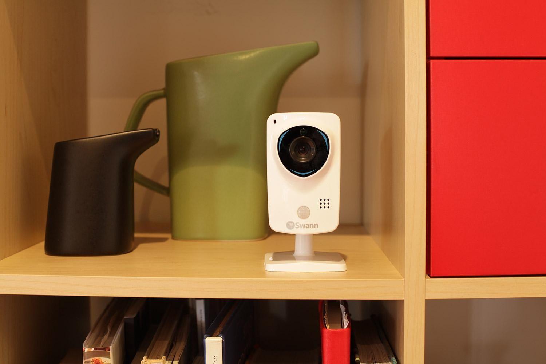 Swann Cctv Cameras Home Security Camera Systems Security Cameras For Home Dome Camera