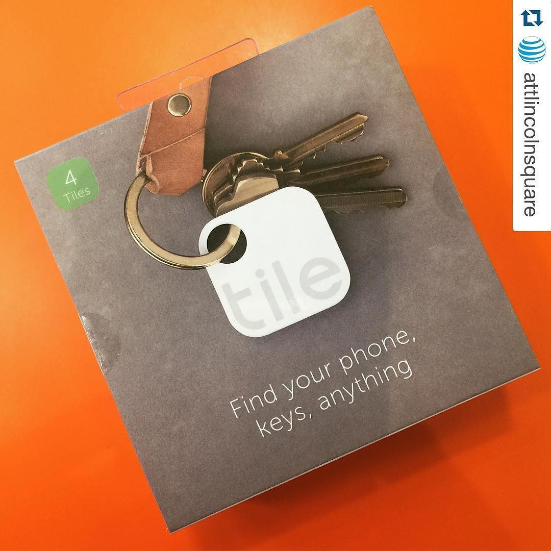 Now available in all us att stores repost attlincolnsquare find instagram post by tile apr 20 2016 at 1208am utc lost keys ppazfo