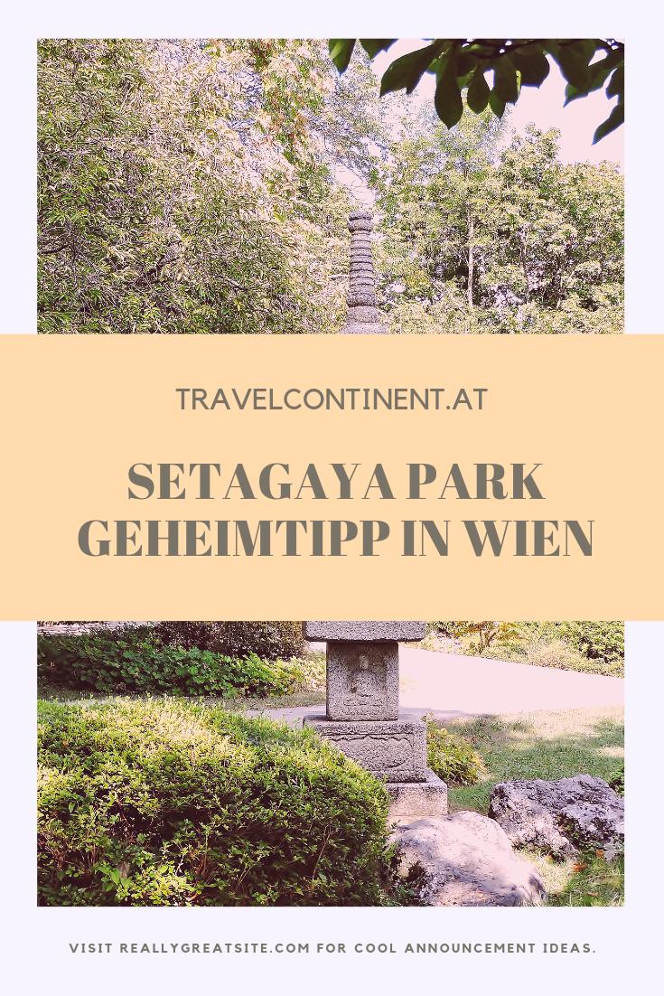 Setagaya Park Geheimtipp In Wien Japanischer Garten Wien Japanischer Garten Wien