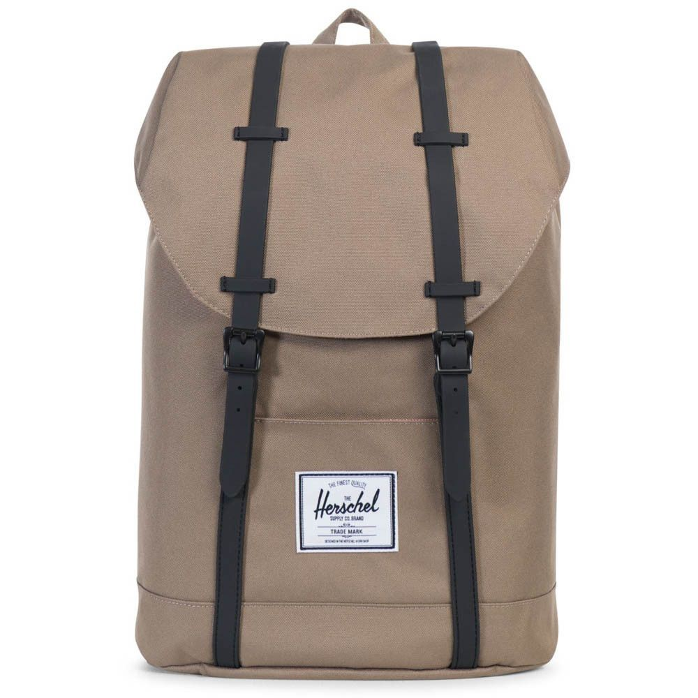 Herschel Supply Co. Retreat Backpack - Lead Green/Black